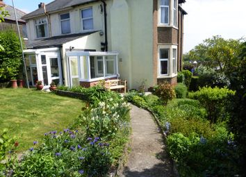 Thumbnail 3 bed semi-detached house for sale in Uplands Road, Rumney, Cardiff