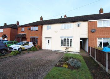 Thumbnail 4 bedroom terraced house for sale in Bracebridge Road, Kingsbury, Tamworth