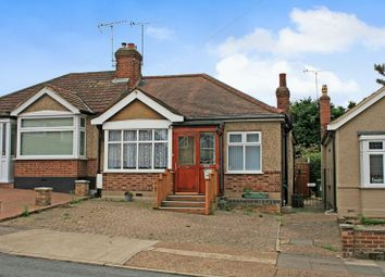 Thumbnail 2 bedroom bungalow for sale in Parkside Avenue, Marshalls Park, Romford