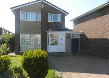 Thumbnail 3 bedroom detached house to rent in Langdale Drive, Cramlington