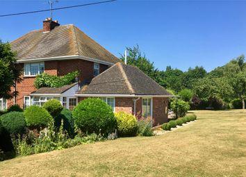Thumbnail 3 bed semi-detached house for sale in Kinsham, Tewkesbury, GloucestershireGL20