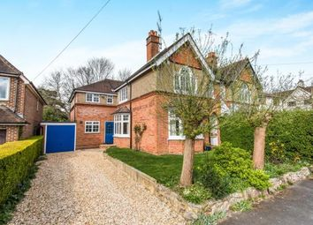Thumbnail 4 bed semi-detached house for sale in Horsell, Woking, Surrey