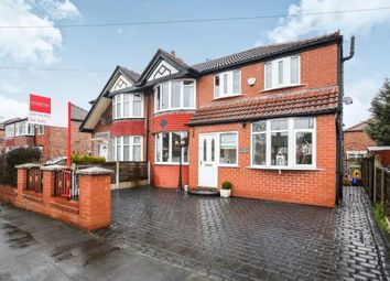 Thumbnail 4 bed semi-detached house for sale in Councillor Lane, Cheadle, Greater Manchester