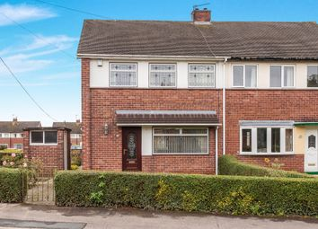 Thumbnail 3 bed semi-detached house for sale in Sides Road, Pontefract