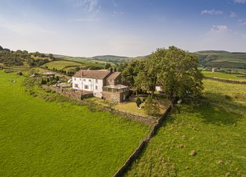 Thumbnail 4 bed cottage for sale in Brownhill Cottage, Kidd Road, Glossop, Derbyshire