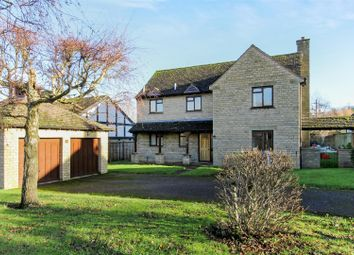Thumbnail 4 bed detached house for sale in Working Lane, Gretton, Nr. Cheltenham
