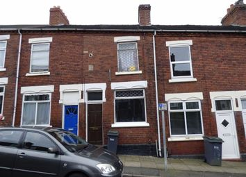 Thumbnail Terraced house for sale in Mynors Street, Hanley, Stoke-On-Trent