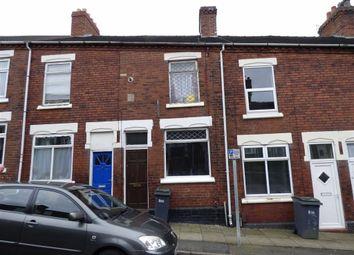 Thumbnail  Terraced house for sale in Mynors Street, Hanley, Stoke-On-Trent