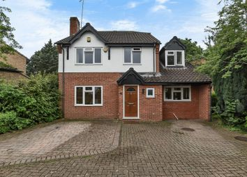 Thumbnail 4 bed detached house for sale in Horseshoe Crescent, Burghfield Common, Reading
