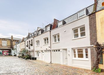 Thumbnail 3 bedroom mews house for sale in Leinster Mews, London