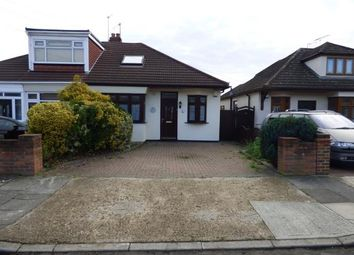 Thumbnail 3 bed bungalow for sale in Chelmsford Drive, Upminster