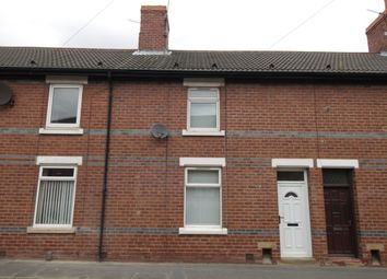 Thumbnail 2 bedroom terraced house for sale in Irvin Terrace, Castleford