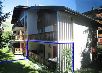 Thumbnail 3 bed apartment for sale in Charming Ground Floor Apartment, Verbier, Valais