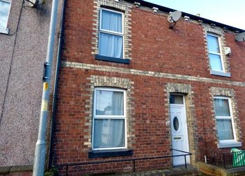 Thumbnail 3 bed terraced house for sale in Boundary Road, Carlisle, Cumbria