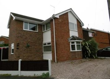 Thumbnail 4 bed semi-detached house for sale in Willow Road, Barton Under Needwood, Burton-On-Trent, Staffordshire