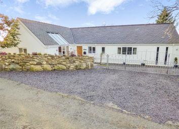 Thumbnail 5 bed detached bungalow for sale in Rhostryfan, Caernarfon, Gwynedd