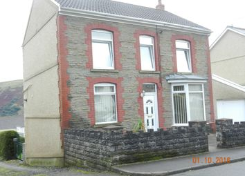 Thumbnail 3 bedroom detached house for sale in Clare Road, Ystalyfera, Swansea