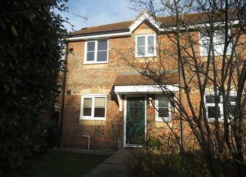 Thumbnail 3 bed end terrace house to rent in Whitehead Way, Aylesbury