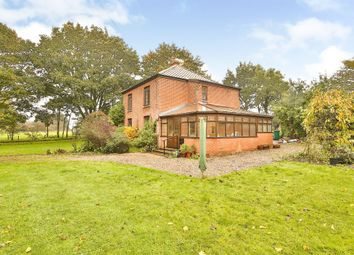 Thumbnail 4 bed detached house for sale in Low Farm Road, Reedham, Norwich