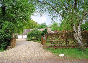 Thumbnail 4 bed detached bungalow for sale in Durfold Wood, Plaistow, Billingshurst