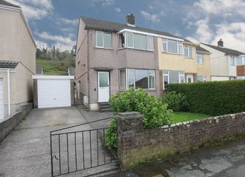 Thumbnail 3 bed semi-detached house for sale in Woodland Drive, Plympton