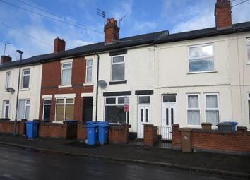 Thumbnail 2 bedroom terraced house for sale in Handel Street, Derby