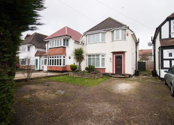 Thumbnail 3 bed detached house for sale in The Fairway, Ruislip