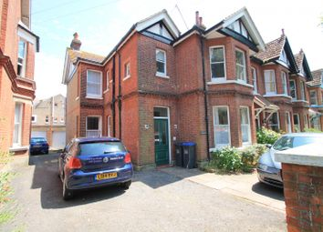 Thumbnail 2 bed flat to rent in Warwick Gardens, Worthing