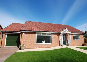 Thumbnail 2 bedroom detached bungalow for sale in Charles Avenue, Fawdon, Newcastle Upon Tyne