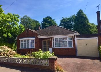 Thumbnail 2 bed detached bungalow to rent in Greendale Road, Glen Parva, Leicester