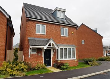 Thumbnail 4 bed detached house for sale in Long Road, Broughton, Chester