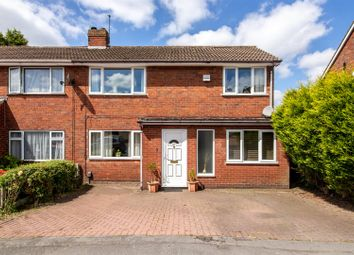 Thumbnail 3 bed semi-detached house for sale in Railway Lane, Chase Terrace, Burntwood