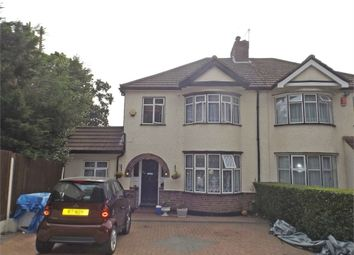 Thumbnail 4 bed semi-detached house for sale in Elms Road, Harrow, Greater London