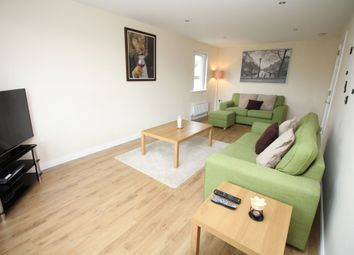 Thumbnail 2 bed flat for sale in West Street, Ballycarry, Carrickfergus