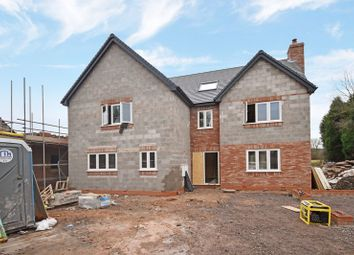 5 bed detached house for sale in Plot A White Row, Horton, Telford TF6