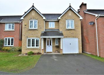 Thumbnail 4 bed detached house for sale in Highgrove Gardens, Stamford