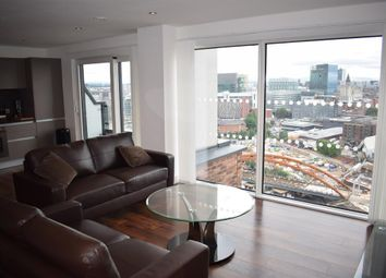 Thumbnail 1 bed flat to rent in Rivergate, Block A Wilburn Basin, Ordsall Lane