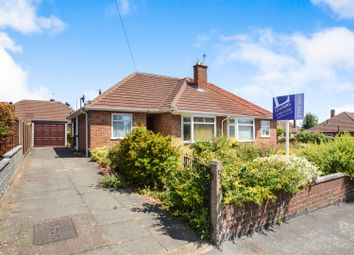 Thumbnail 2 bed semi-detached bungalow for sale in Highfields, Barrow Upon Soar, Loughborough
