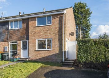 Thumbnail 2 bed terraced house for sale in Plym Walk, Bettws, Newport