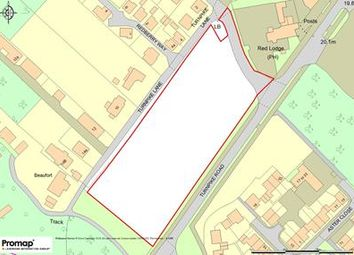 Thumbnail Land for sale in Land On Turnpike Lane, 70 Turnpike Road, Red Lodge, Bury St. Edmunds