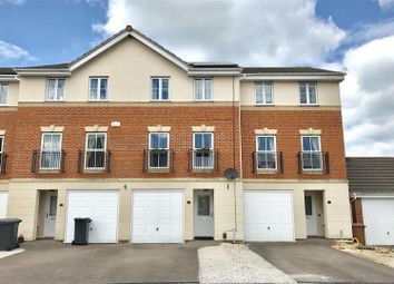 Thumbnail 3 bed town house for sale in Ullswater Road, Melton Mowbray