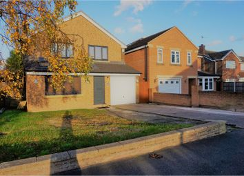 Thumbnail 4 bed detached house for sale in Coppice Road, Arnold Nottingham