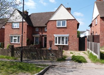 Thumbnail 3 bed semi-detached house for sale in 7 Third Avenue, Cosham