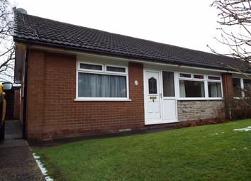 Thumbnail 3 bed semi-detached bungalow to rent in Heapworth Avenue, Ramsbottom, Greater Manchester