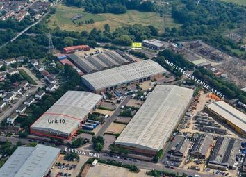 Thumbnail Warehouse to let in Mollison Avenue, Enfield