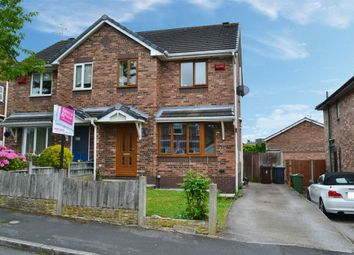 Thumbnail 3 bed semi-detached house for sale in Ryeford Close, Ince, Wigan