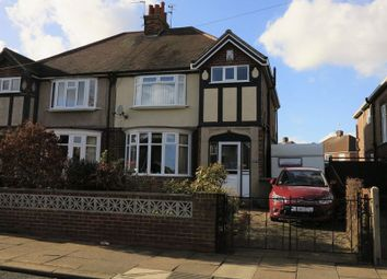 Thumbnail 3 bed semi-detached house for sale in Norwich Avenue, Grimsby