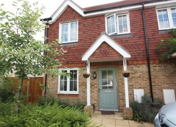 Thumbnail 3 bed end terrace house to rent in Loop Road, Woking