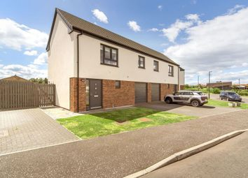 Thumbnail 2 bed semi-detached house for sale in 4 George Grieve Way, Tranent
