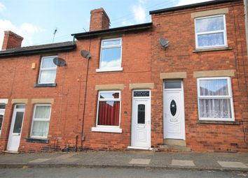 Thumbnail 2 bedroom terraced house for sale in Roseberry Hill, Mansfield, Nottinghamshire